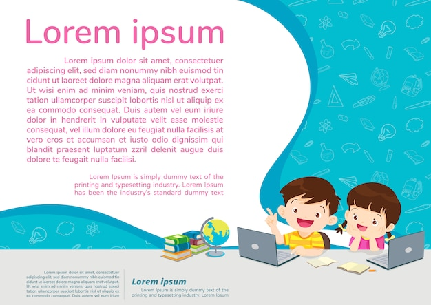 Voltar para a escola educação e aprendizagem conceito de educação