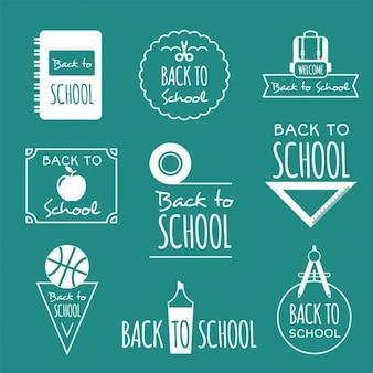Voltar para logos da escola e emblemas