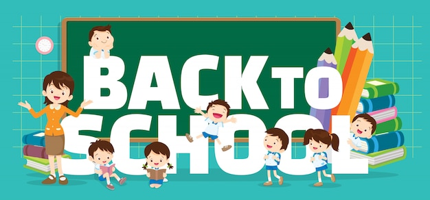 Voltar para o fundo da escola