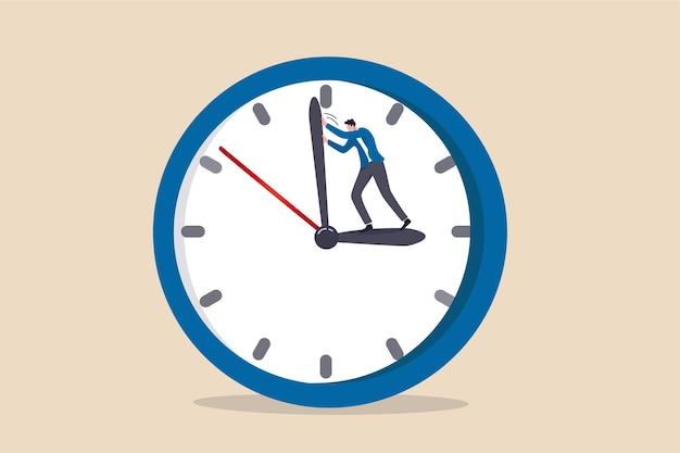 Volte no tempo para mudar ou consertar o erro