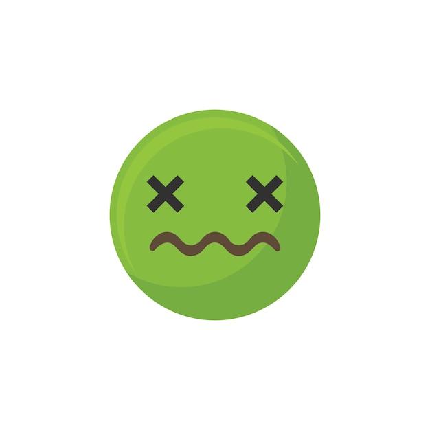 Vomitar emoji