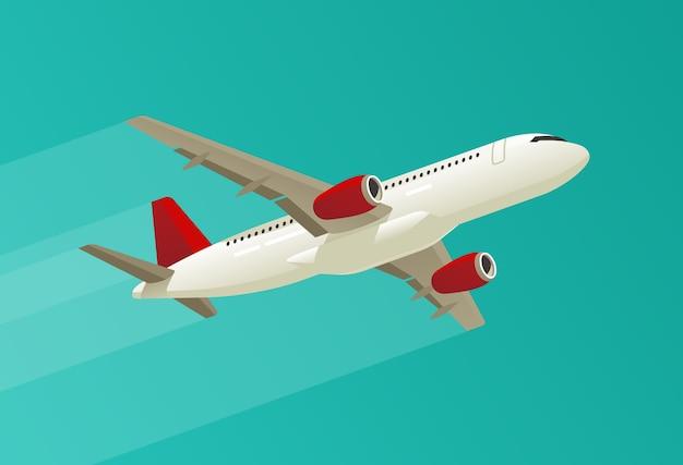 Vôo de avião