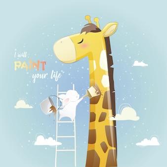 Vou pintar sua vida