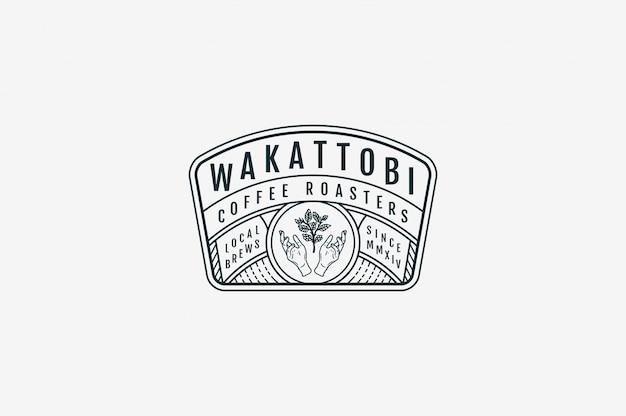Wakattobi coffee roasters coffee bw