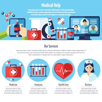 Web site médico