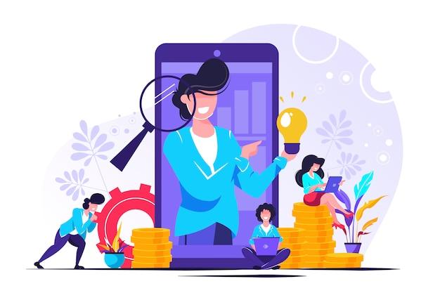 Webinar e educação moderna