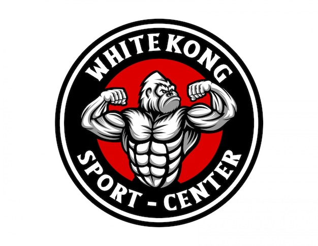 White kong