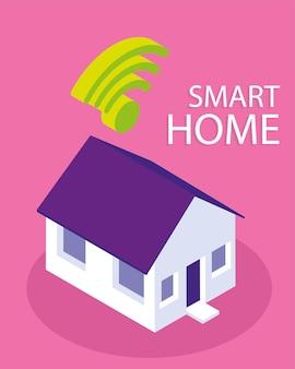 Wifi em casa inteligente