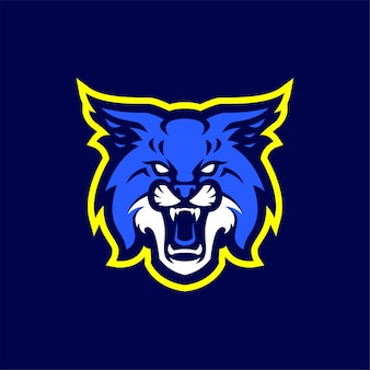 Wildcat esport logo