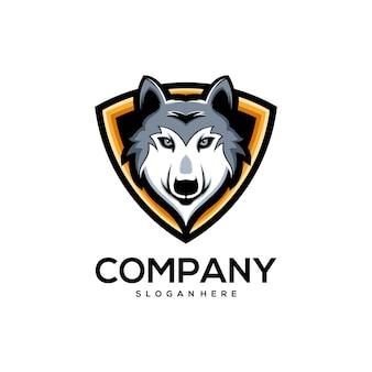 Wolf logo desgn