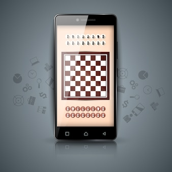 Xadrez, gadget digital