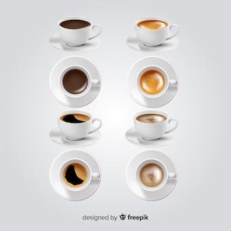 Xícaras de café