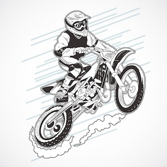 Xtream motor cross