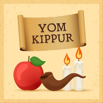 Yom kippur vintage