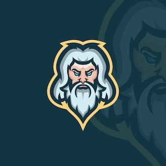Zeus esport character