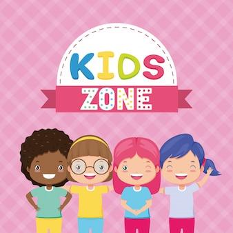 Zona de crianças