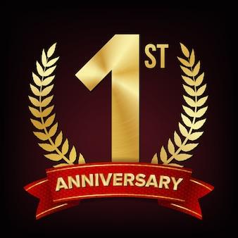 1 banner anniversario