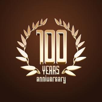 100 ° anniversario