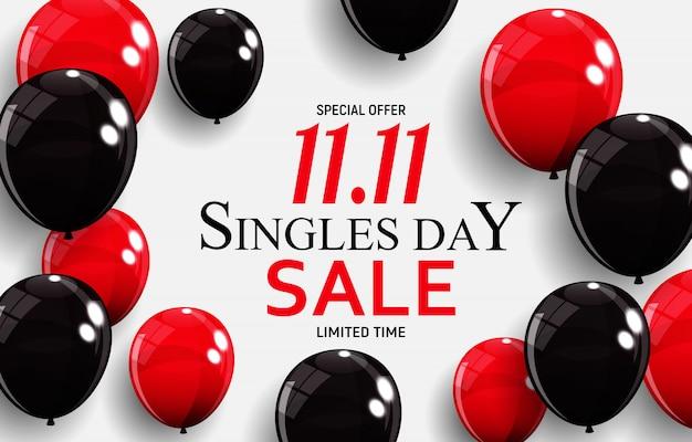 11 novembre saldi per single