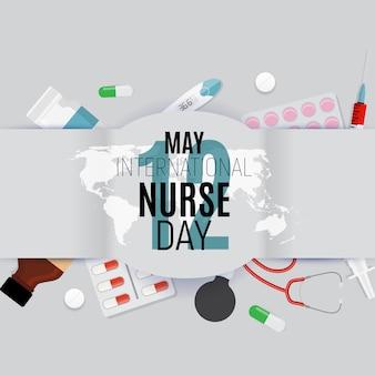 12 maggio giornata internazionale dell'infermiera medica