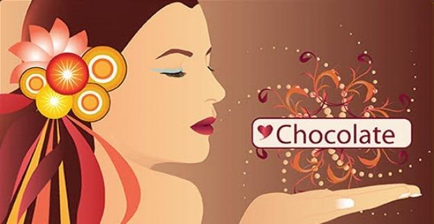 123 di cioccolato