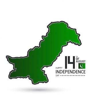 14 agosto auguri per l'indipendenza del pakistan