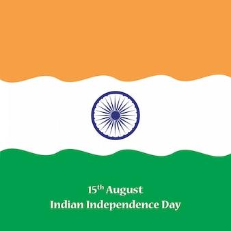 15 agosto felice giorno dell'indipendenza dell'india