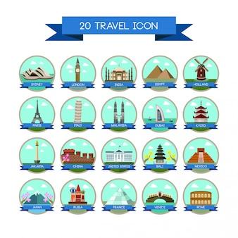 20 cartello paese in viaggio