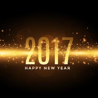 2017 celebrazione di fondo con effetto luci