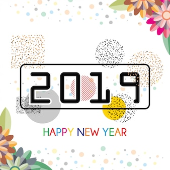 2019 buon anno