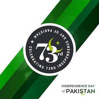 73a festa dell'indipendenza del pakistan