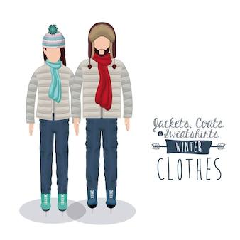 Abbigliamento invernale