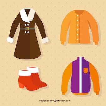 Abbigliamento per la stagione autunnale