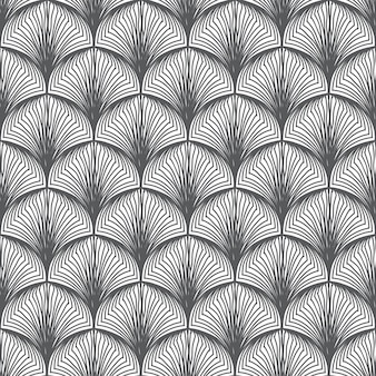 Abstract pattern disegnati a mano