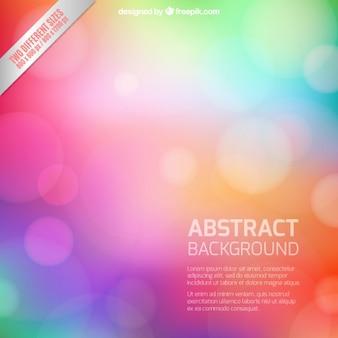 Abstract sfondo in stile colorato