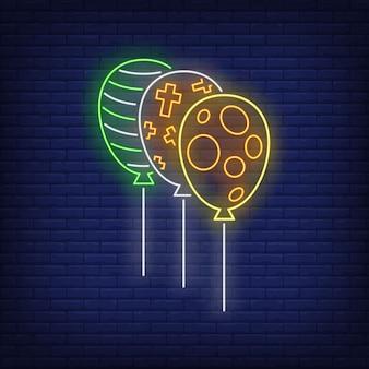 Accelerazione automatica dello sport in stile neon