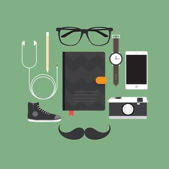 Accessori hipster