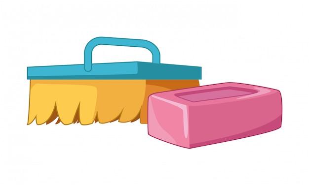 Accessori per la pulizia e l'igiene