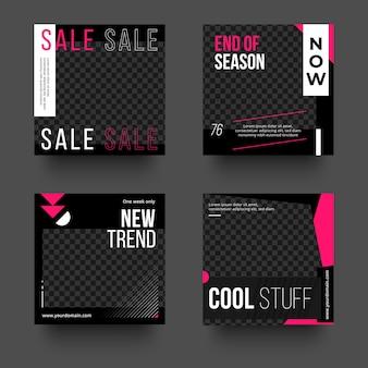 Acido instagram vendita fine stagione
