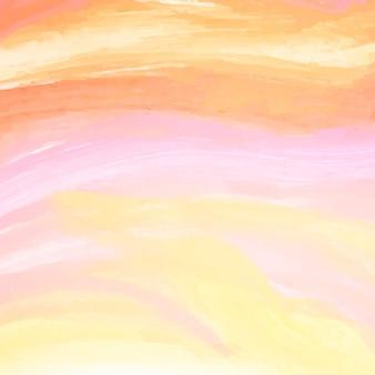 Acquerello astratto sfondo vettoriale moderno