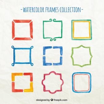 Acquerello frame collection