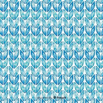 Acquerello maglia sfondo