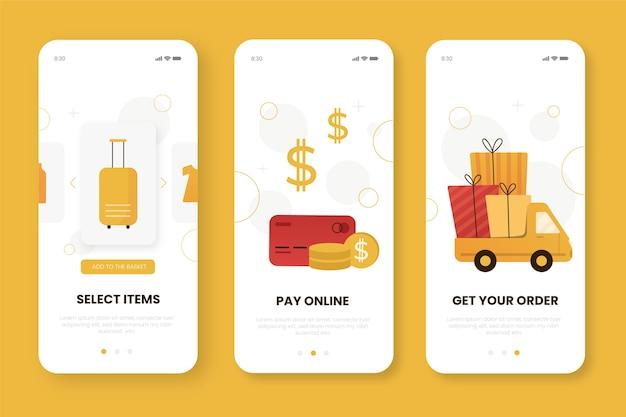 Acquista l'app di onboarding online