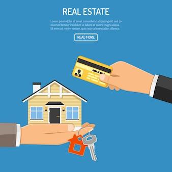 Acquista modello web immobiliare in affitto