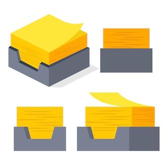 Adesivo giallo