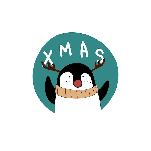 Adesivo pinguin