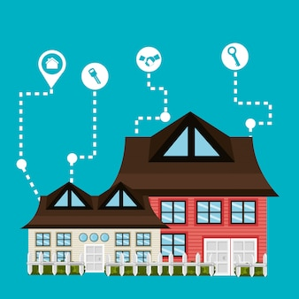 Affari immobiliari e profitti