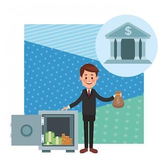 Affari, soldi, soldi, cartone animato