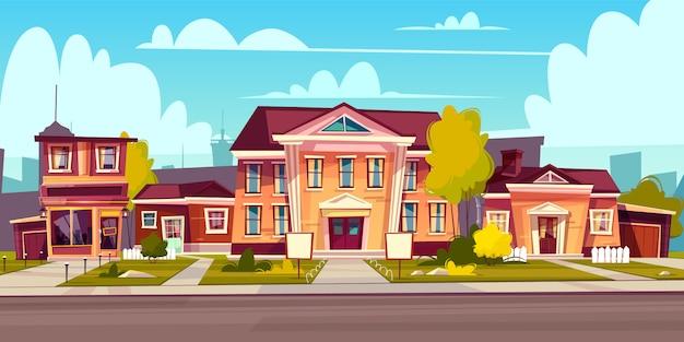 Affitto di una casa