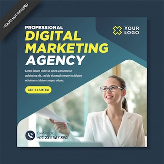 Agenzia di marketing digitale instagram post